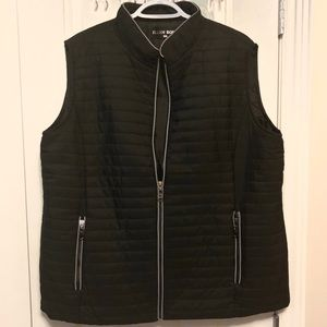 Black lightweight vest